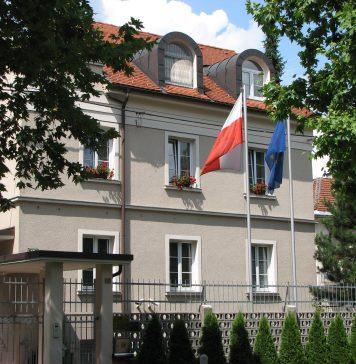 Ambasada Polski w Słowenii