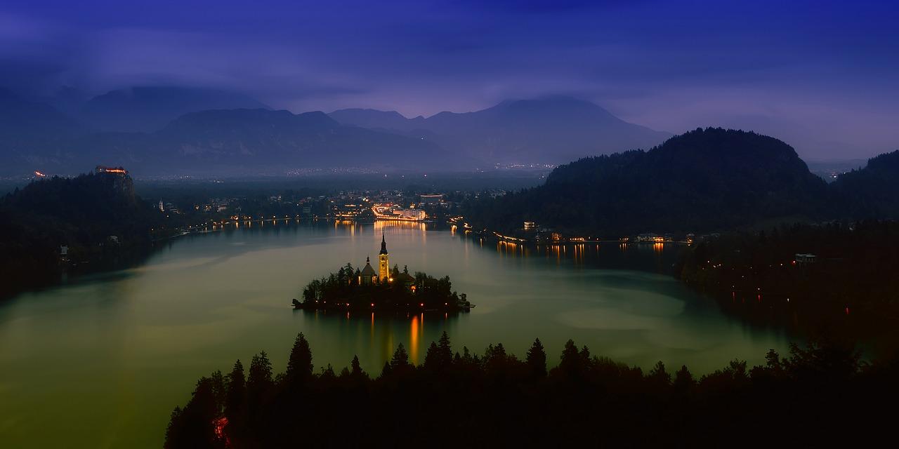 Atrakcje turystyczne jeziora Bled