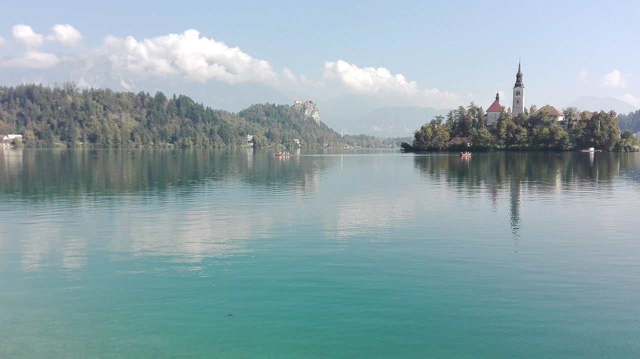 Ceny i noclegi nad jeziorem Bled