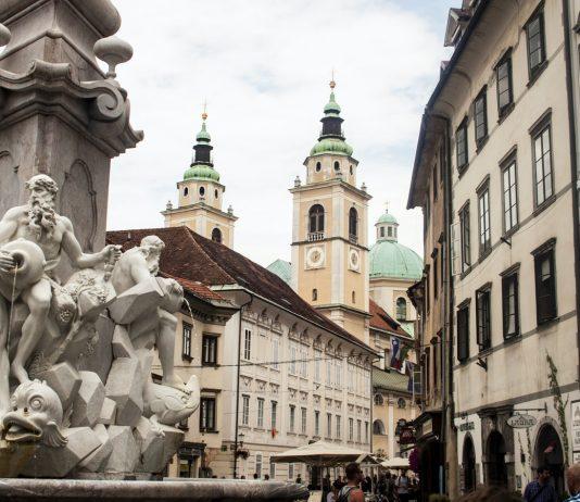 Atrakcje w Lublanie