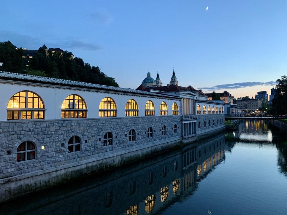 Zabytki w Lublanie